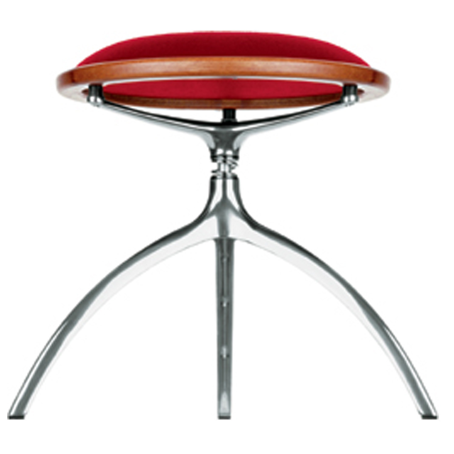 Young Boy Low Swivel Stool