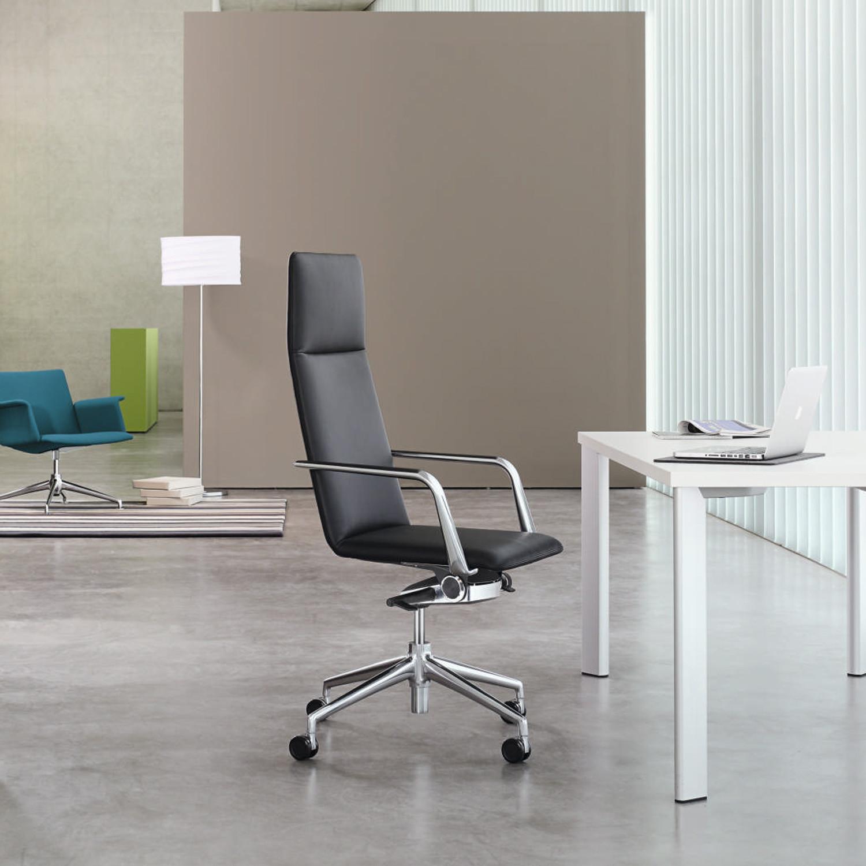 FinaSoft Executive Swivel Chair