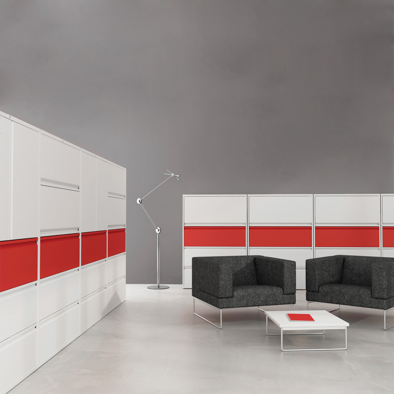 Freedom Combi:Store Office Cabinets