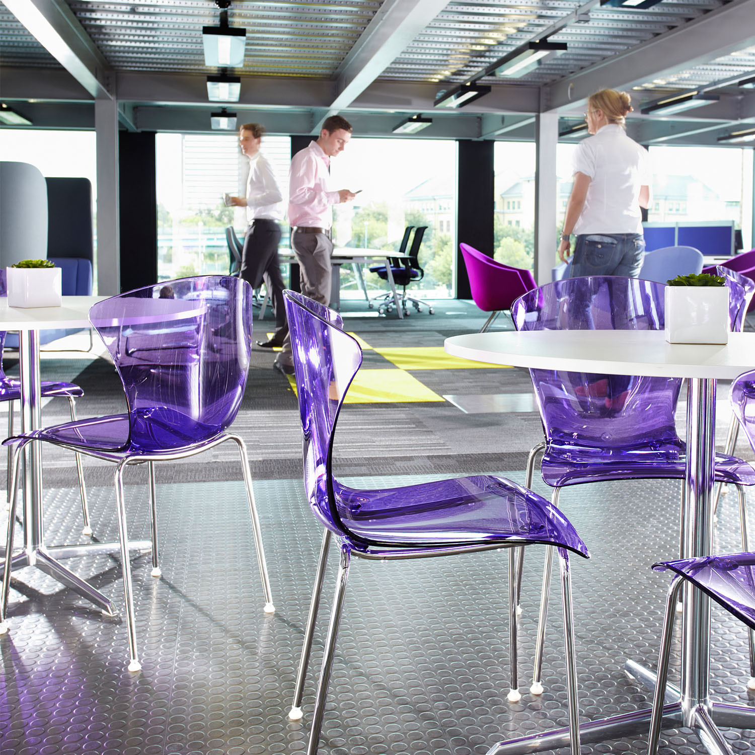 Frost Cafe Chairs for Breakout Areas