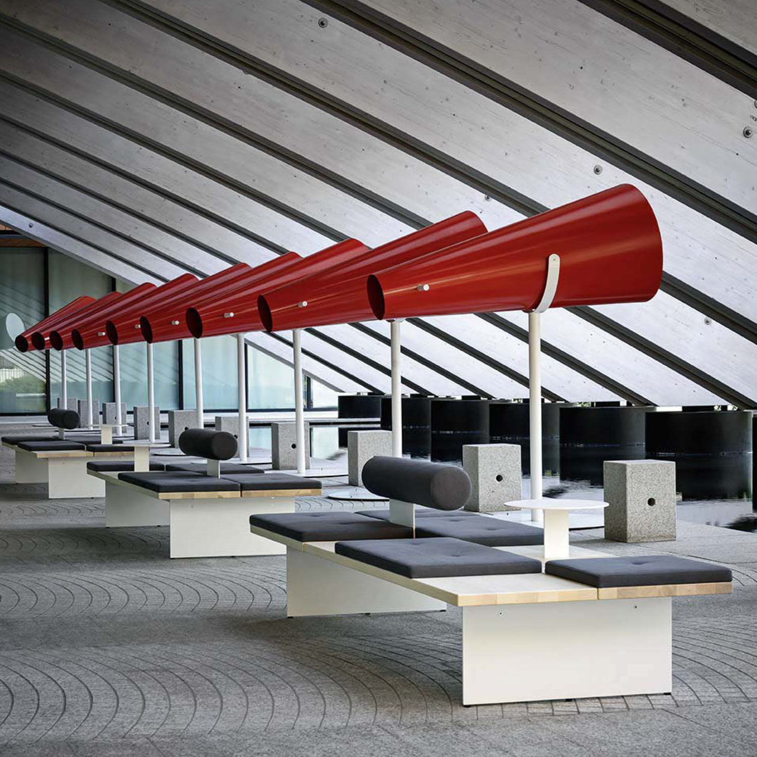 Galleria Soft Seating by Tacchini