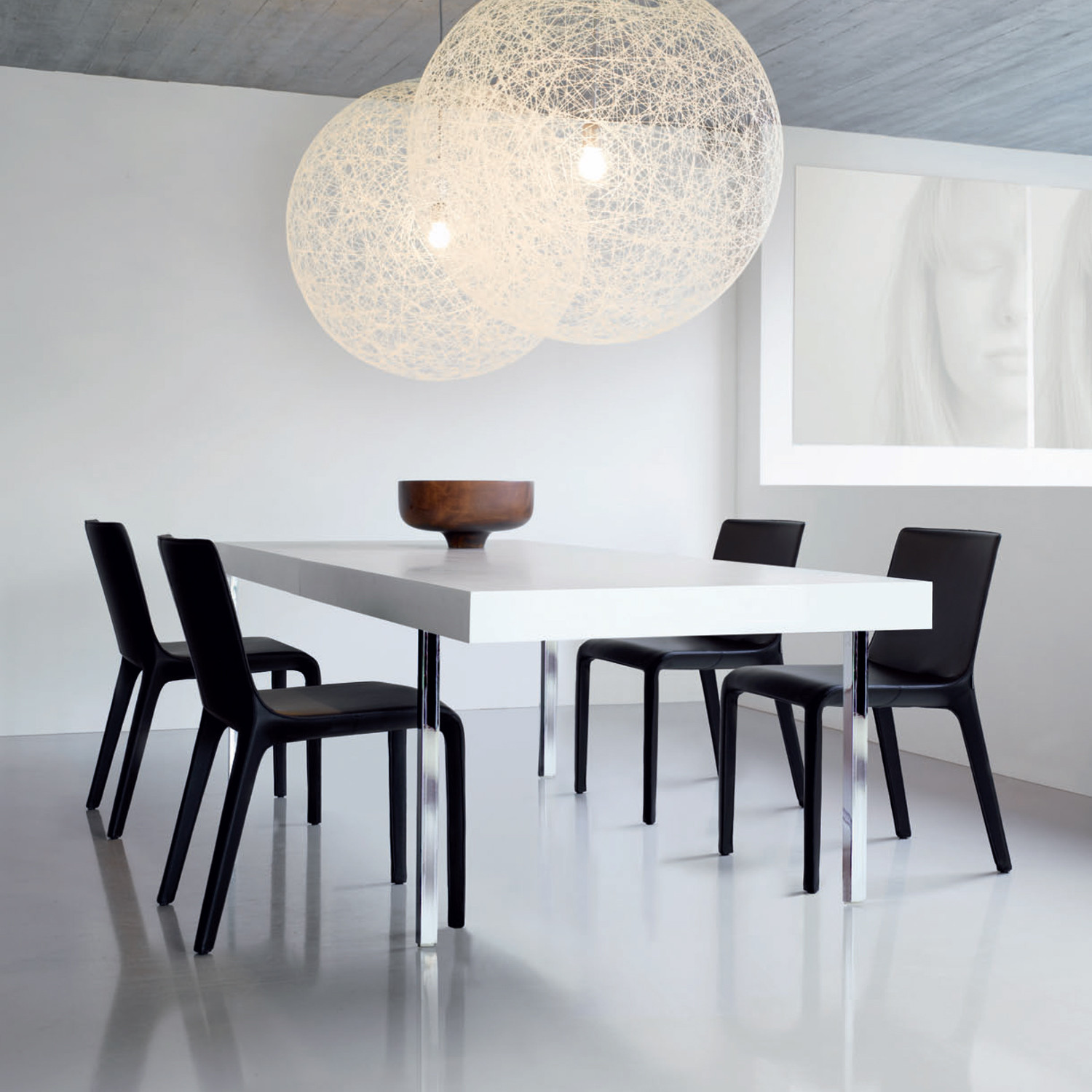 Gio Dining Chairs by Walter Knoll