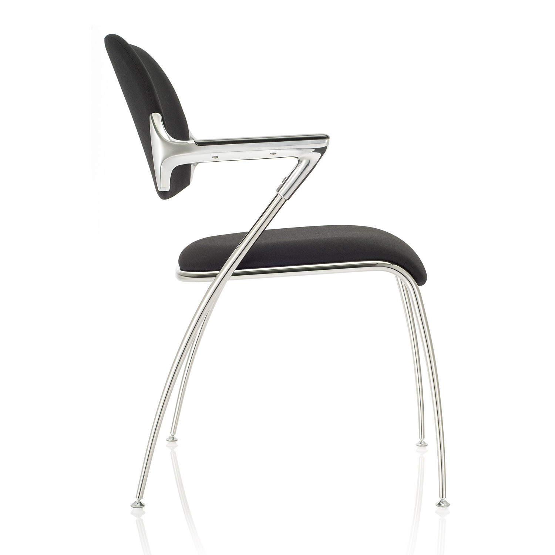 Golf 4-Legged Stackable Row Chair