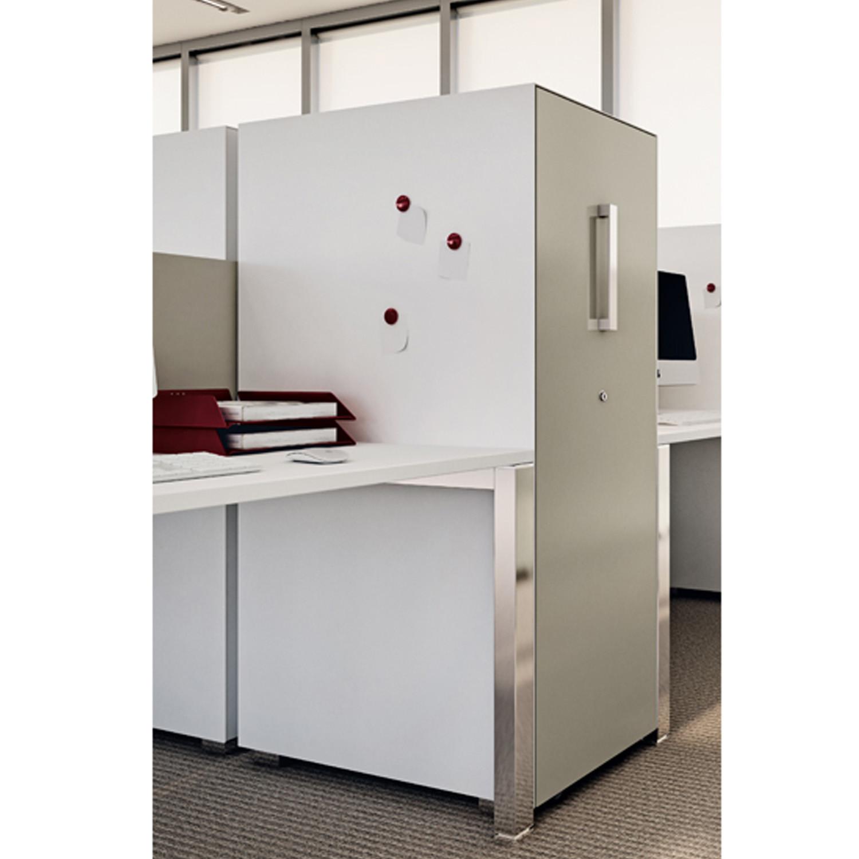 Vertical File H1400 - Desk Side Tower Storage