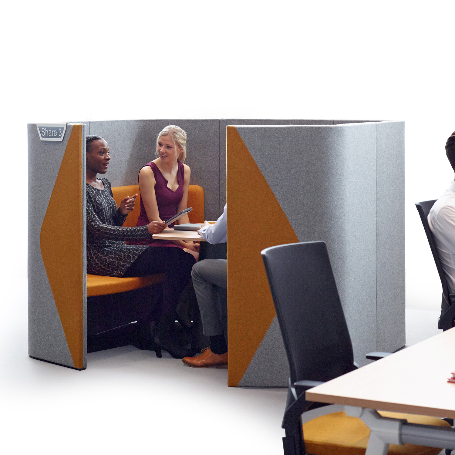 Haven Quad Meeting Pod