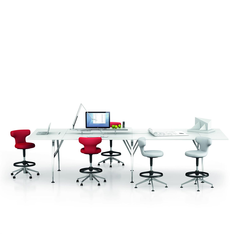 Ad Hoc High Work Table