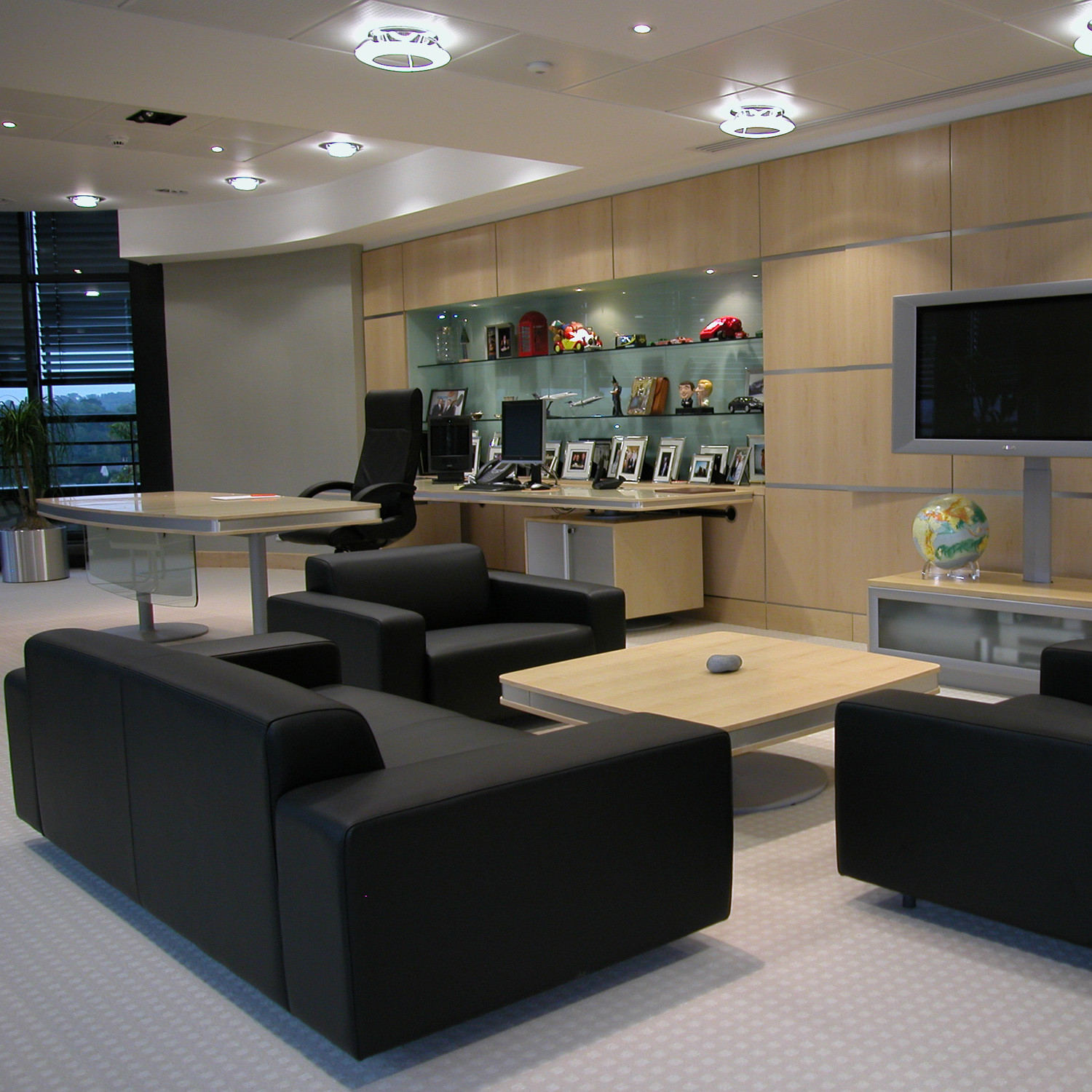 HM17 Reception Soft Seating Collection
