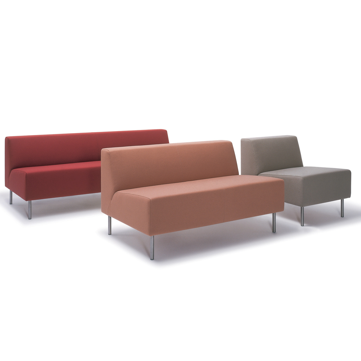 HM18 Soft Seating Range without armrests