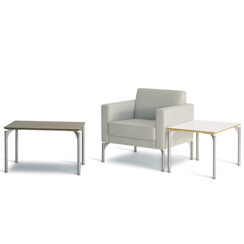 HM35 Armchair + Side Armchair