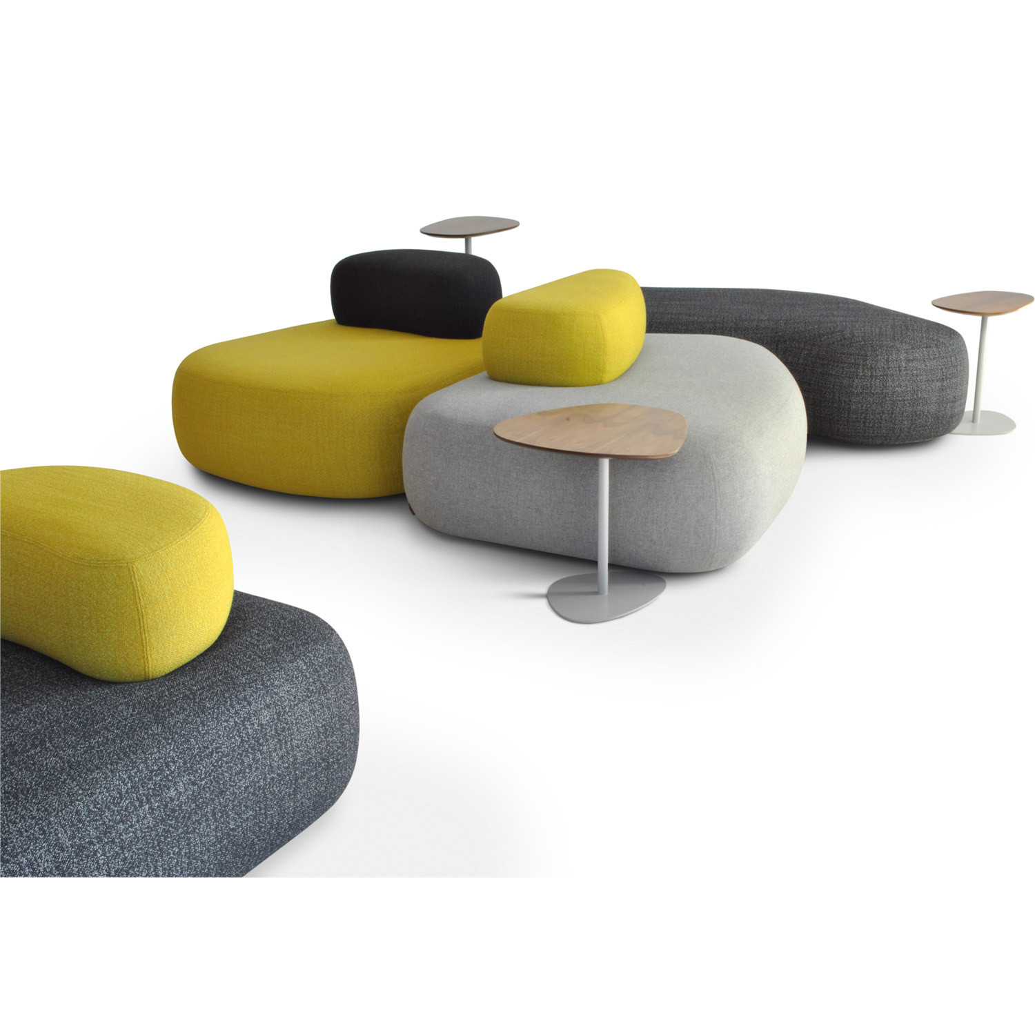 HM63 Pebble Seating