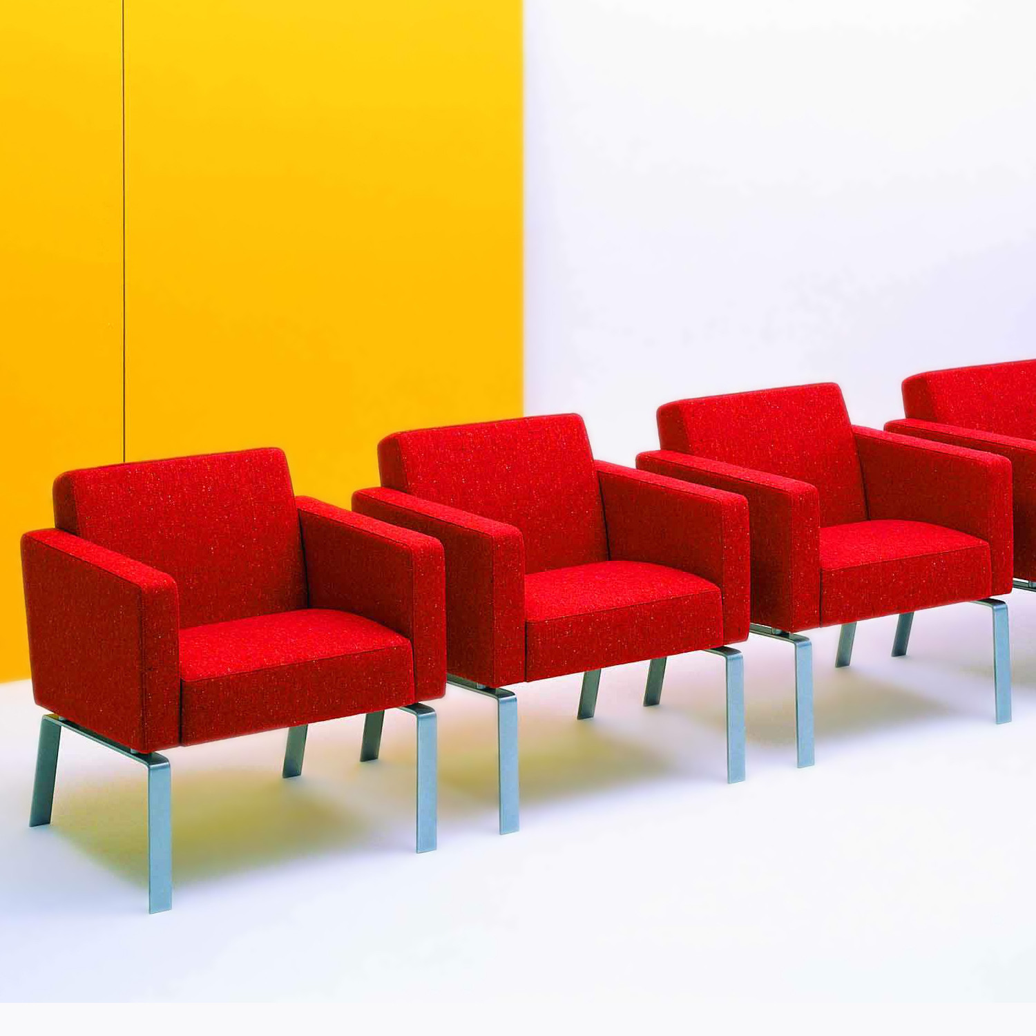 HM66 Reception Armchairs