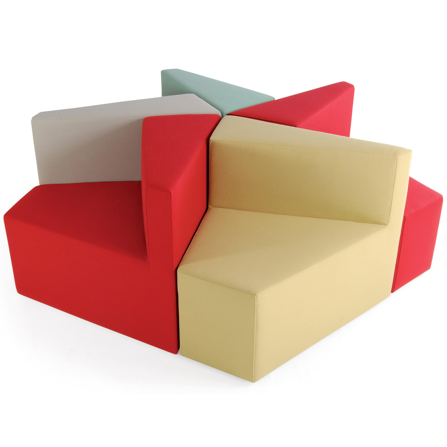Hm77 Modular Chairs Soft Seating Apres Furniture