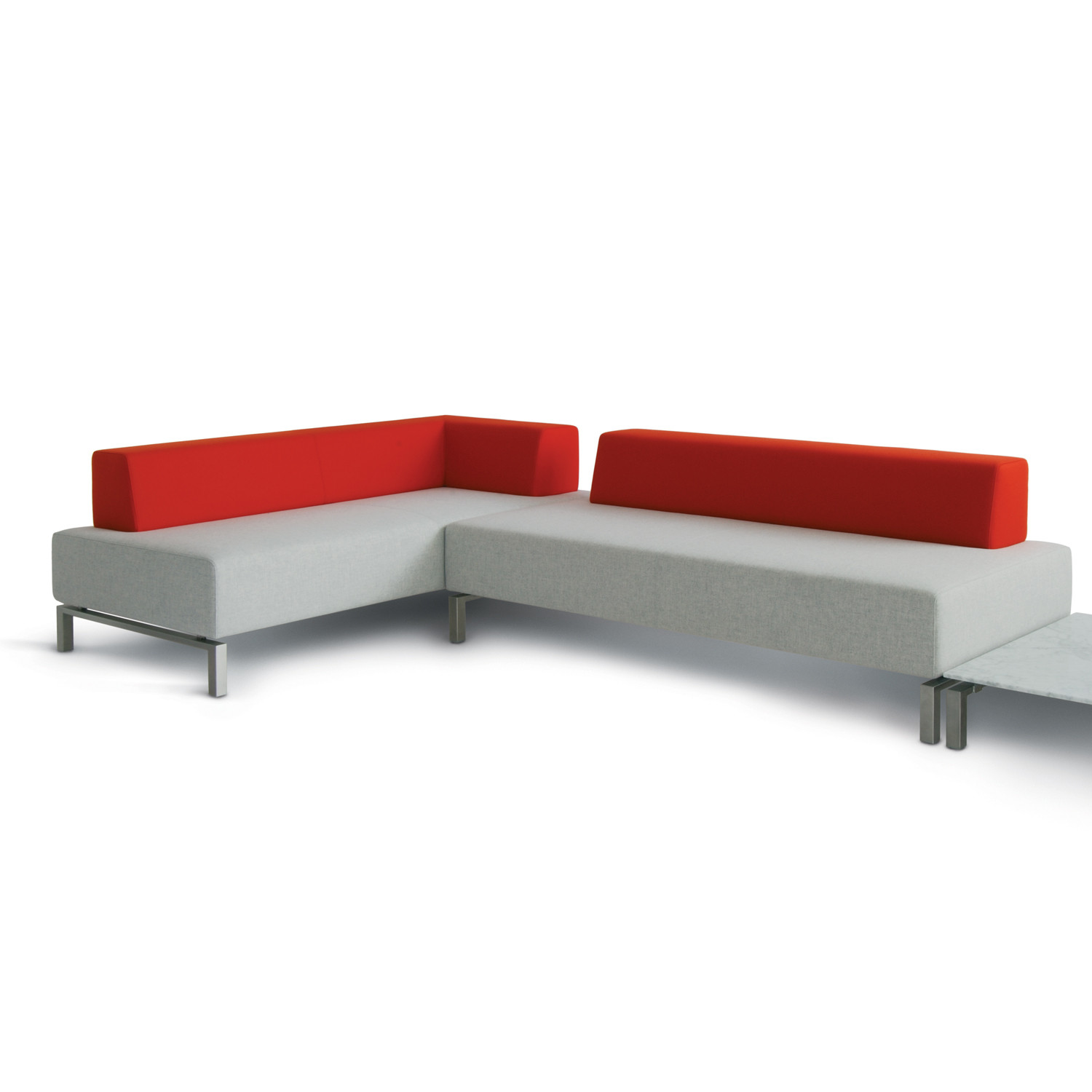 Hm93 Upholstered Reception Seating