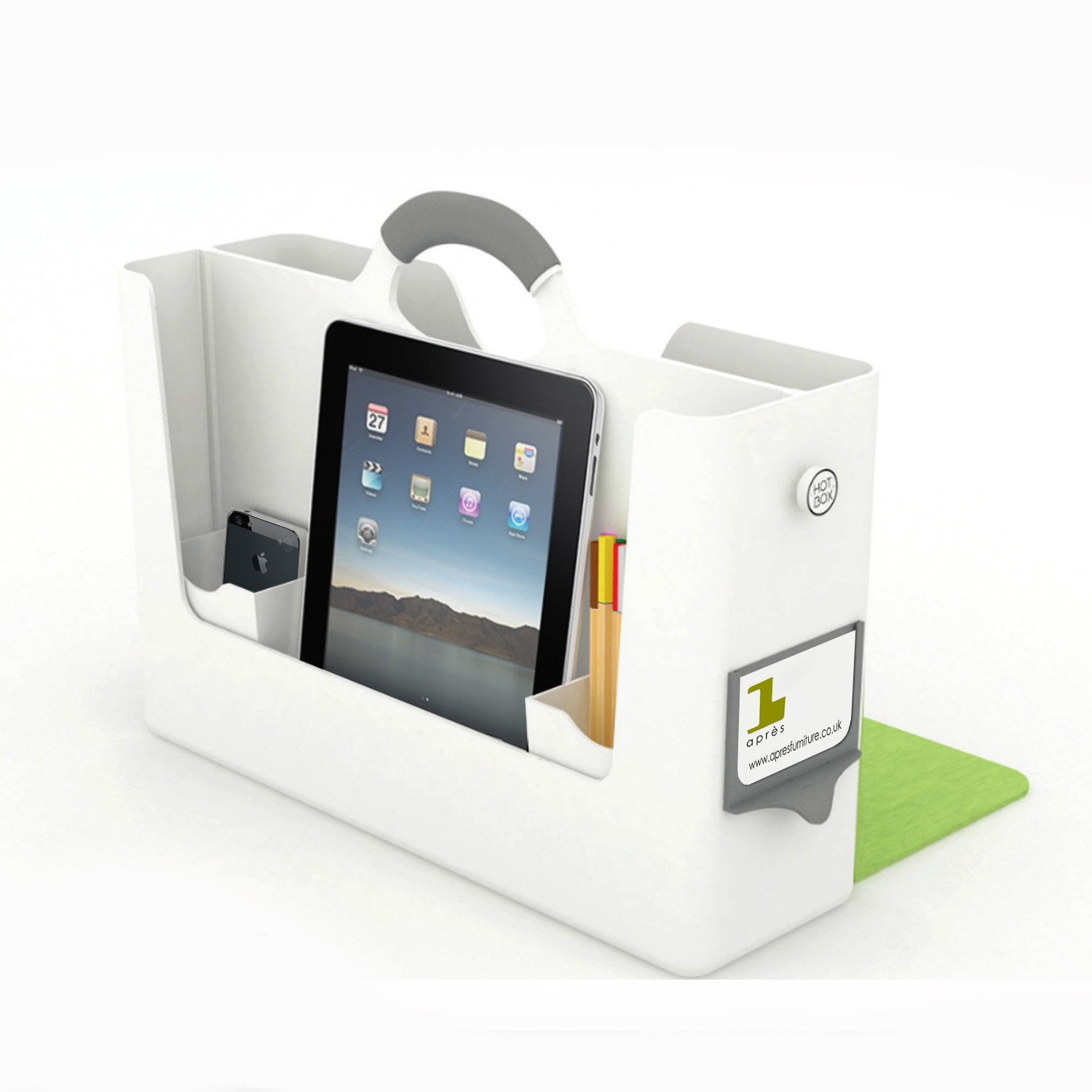 Hb Two Personal Storage Mobile Office Storage Apres