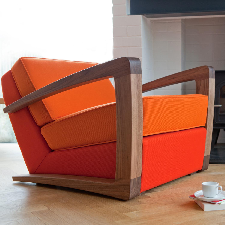 Kustom Armchairs Bark Kustom Lounge Chair