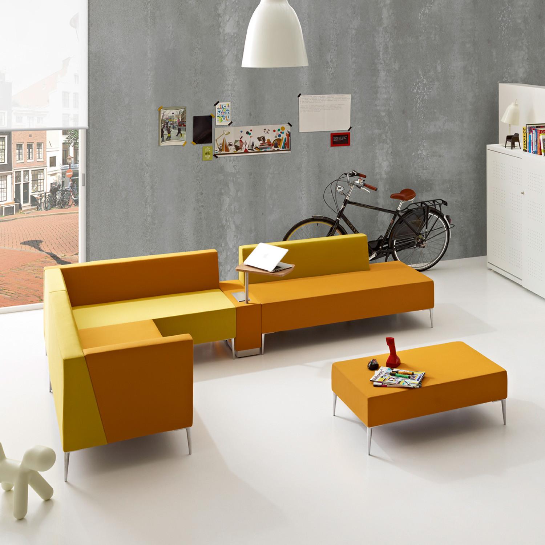 In-Motion Modular Sofa