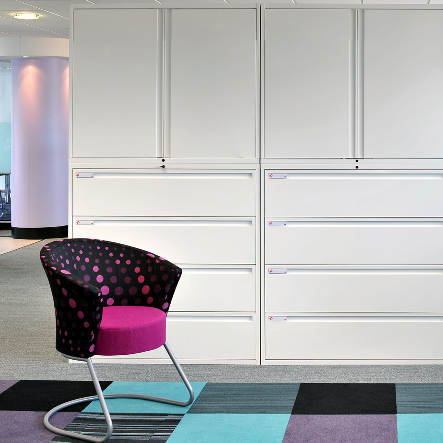 800 Series Lateral Filing Cabinets