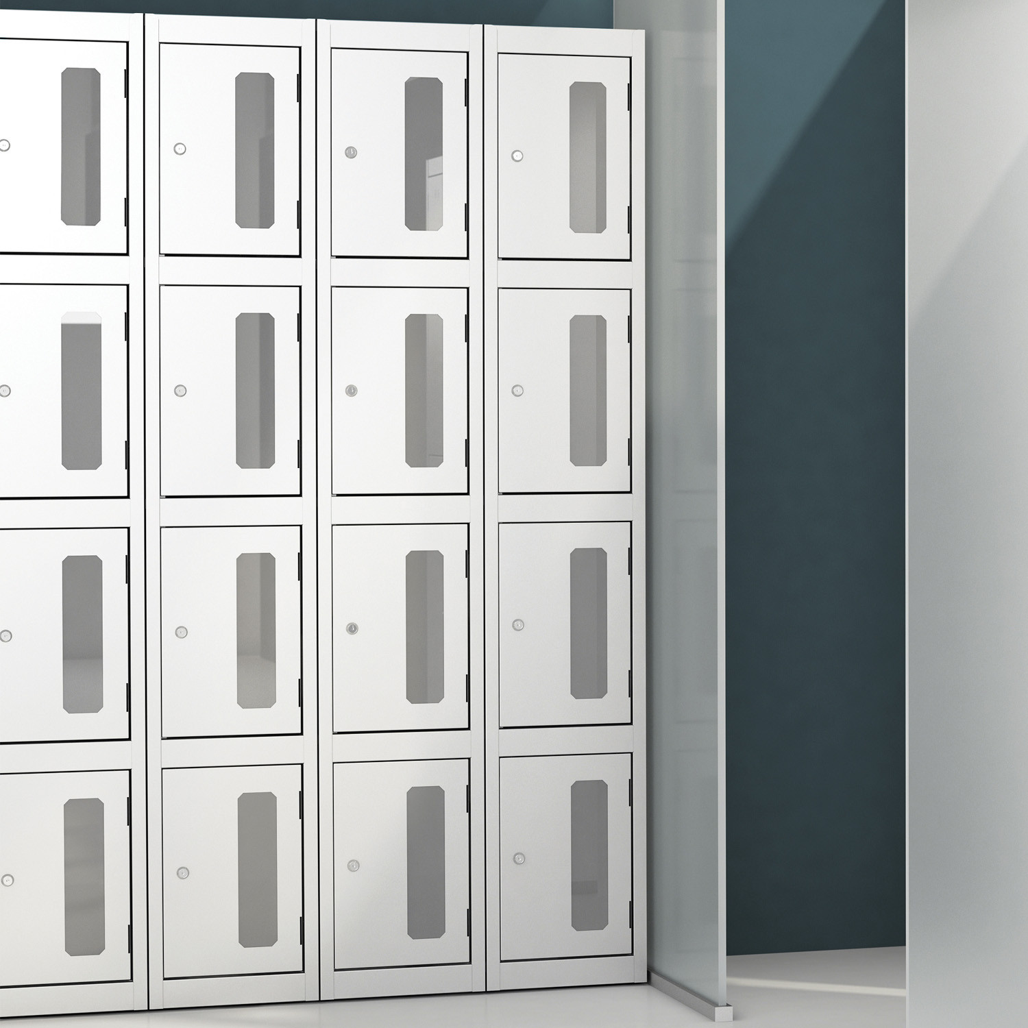 Kontrax Lockers Personal Storage