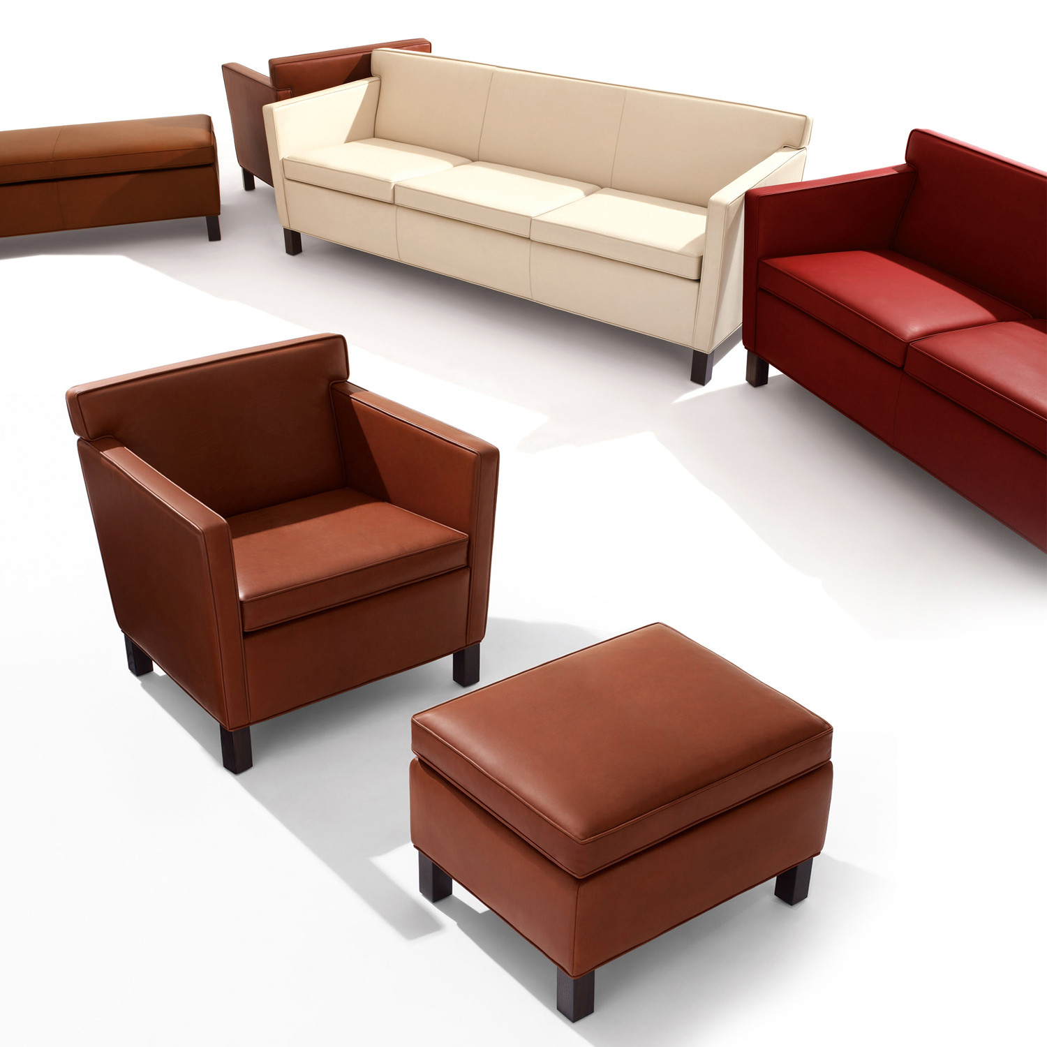 Krefeld Lounge Seating Collection