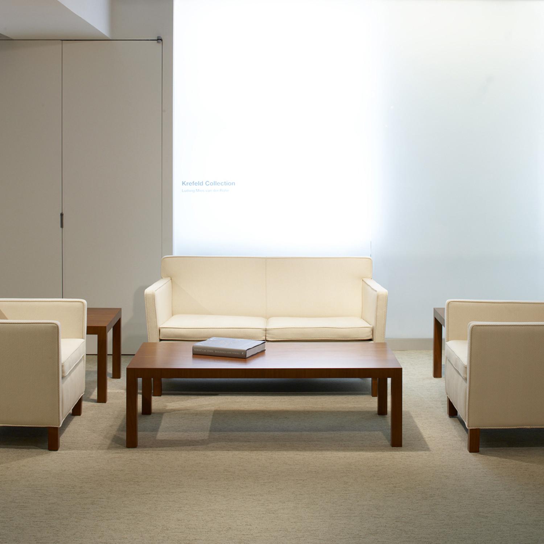 Krefeld Table by Knoll