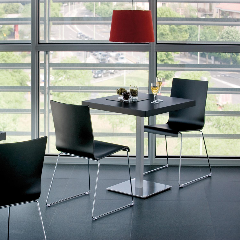 Kuadra Plywood Cafe Chair