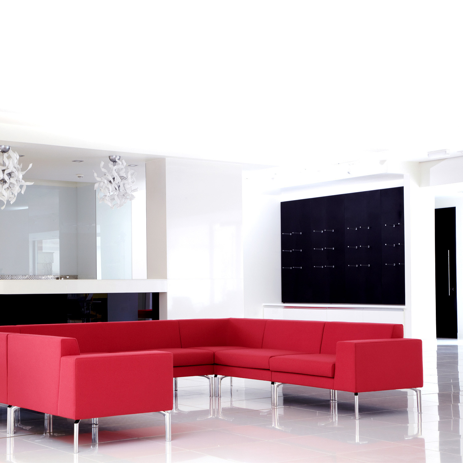Layla Modular Reception Seating