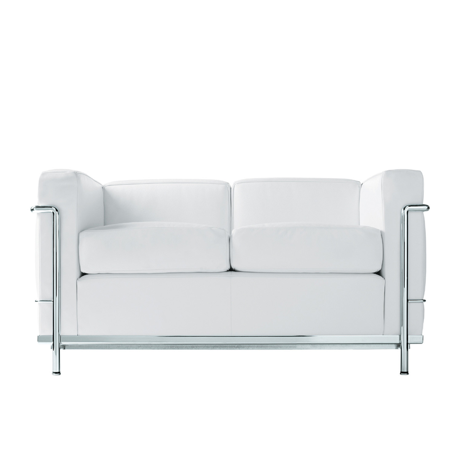 LC2 Sofa White Lounge