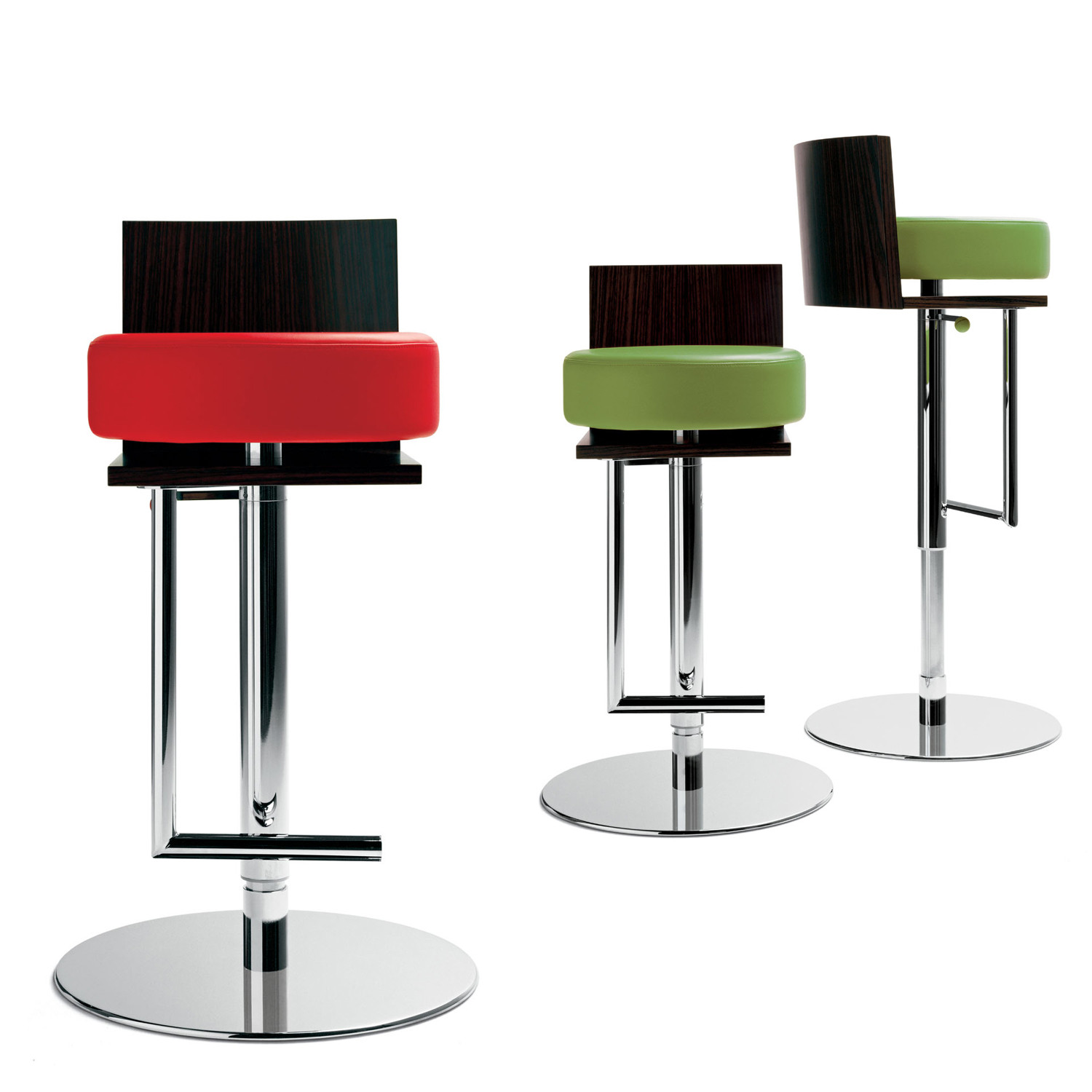 Contemporary Bar Stools ~ Le spighe bar stools contemporary apres