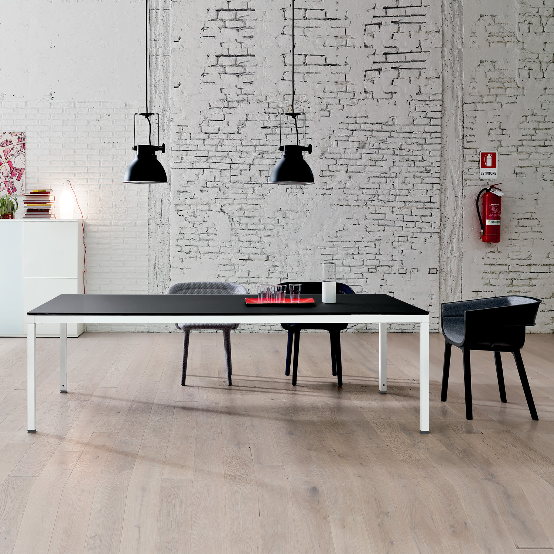 Link Rectangular Meeting Table