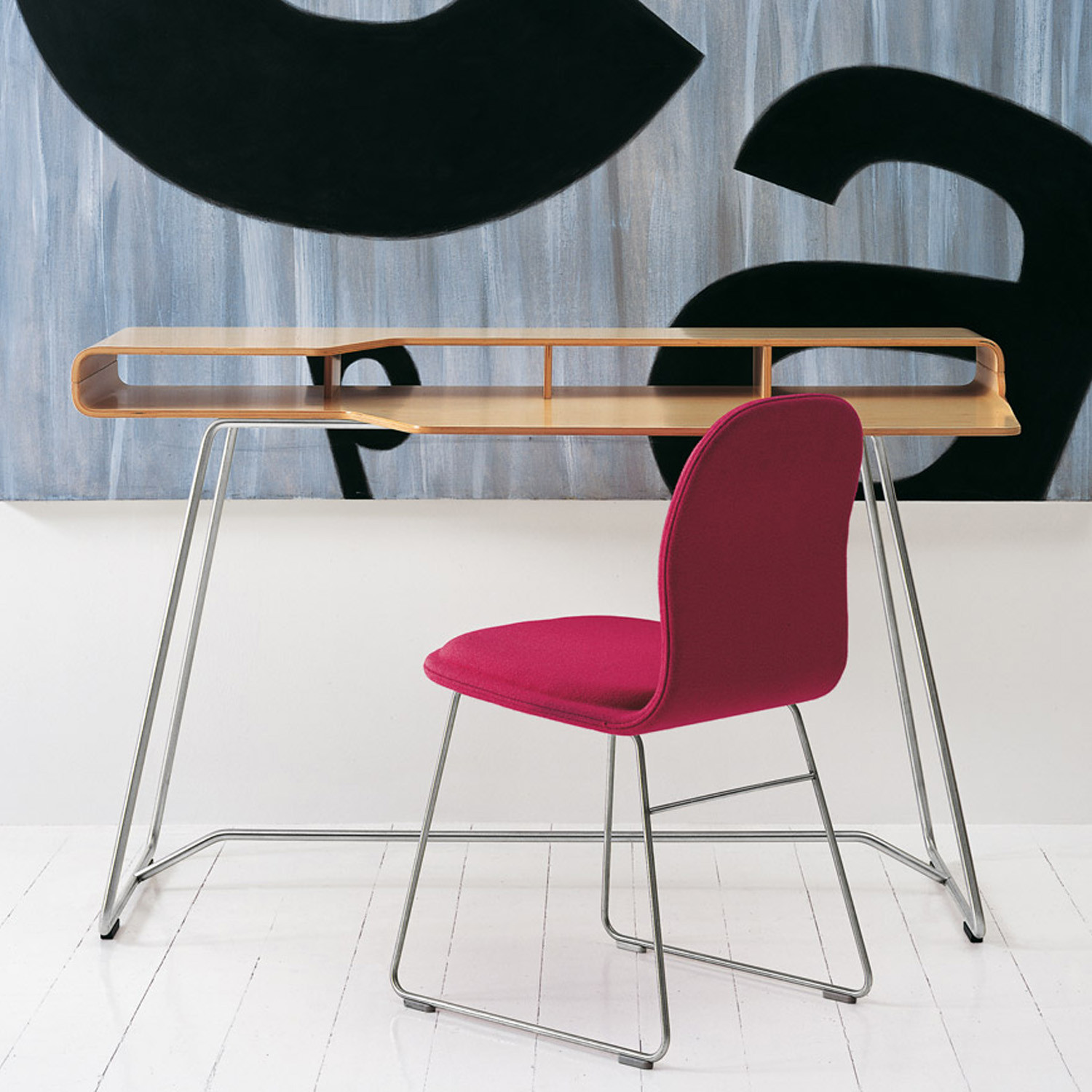 Loop Writing Desk by Cappellini