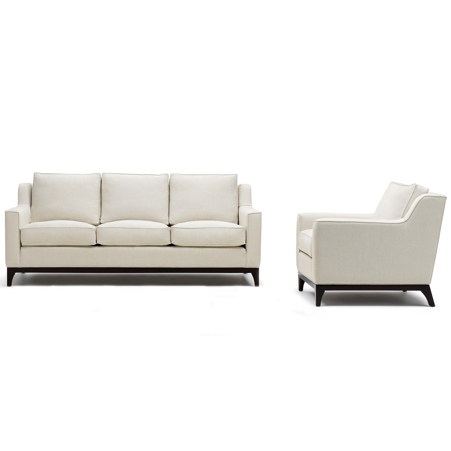 Lysander Sofa and Armchair