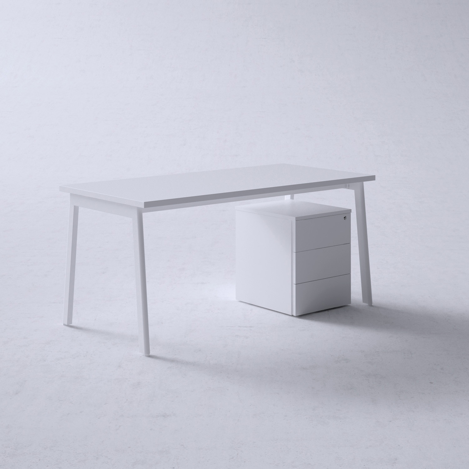 M10 Office Desks with Pedestal