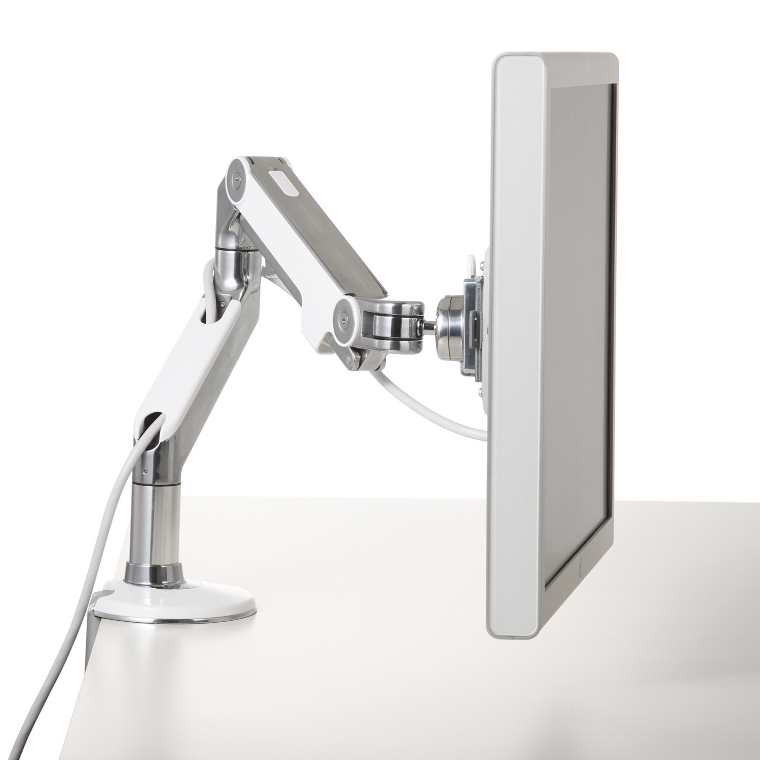 M8 Monitor Arm M8 Articulating Monitor Arm Apres Furniture