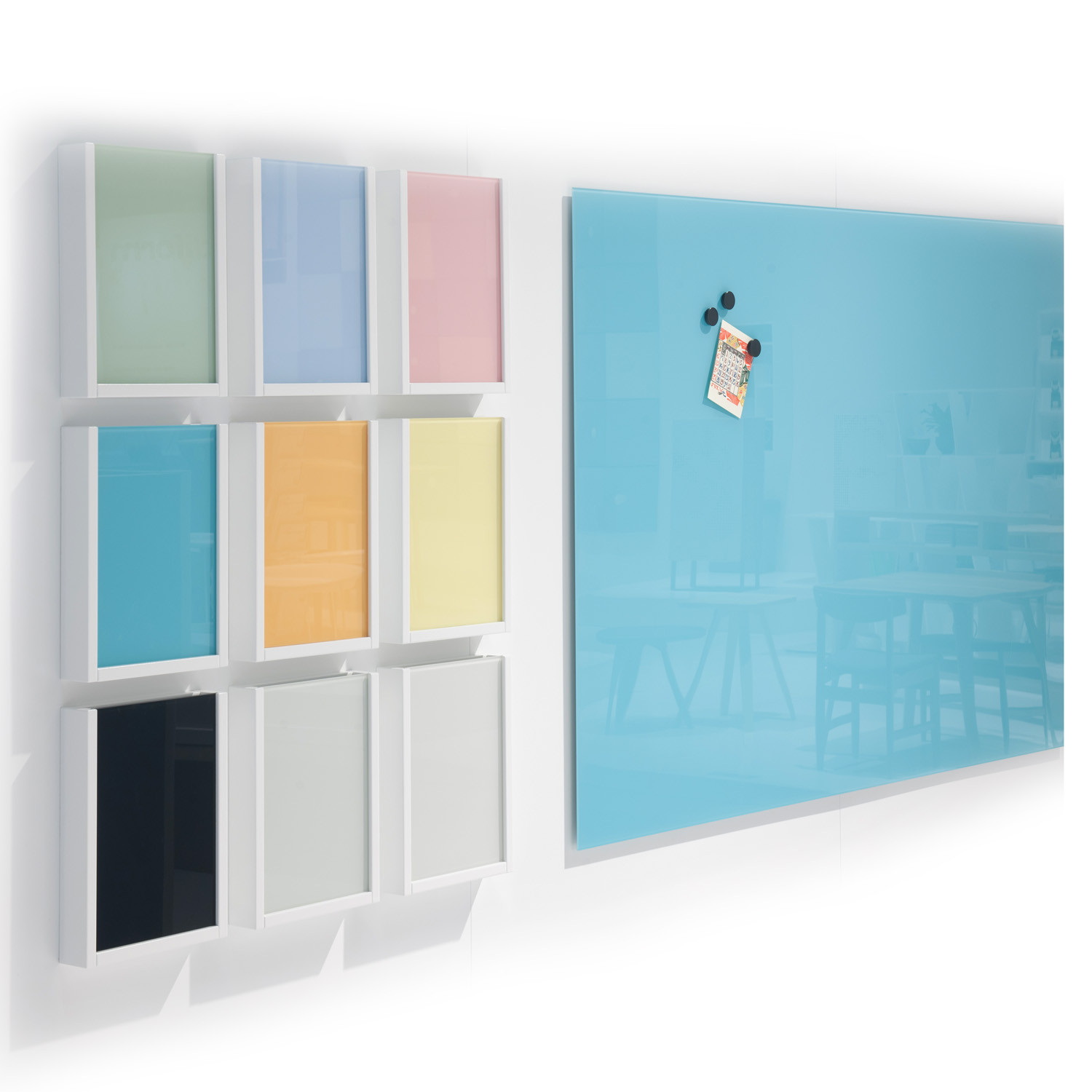 Help on writing glass boards