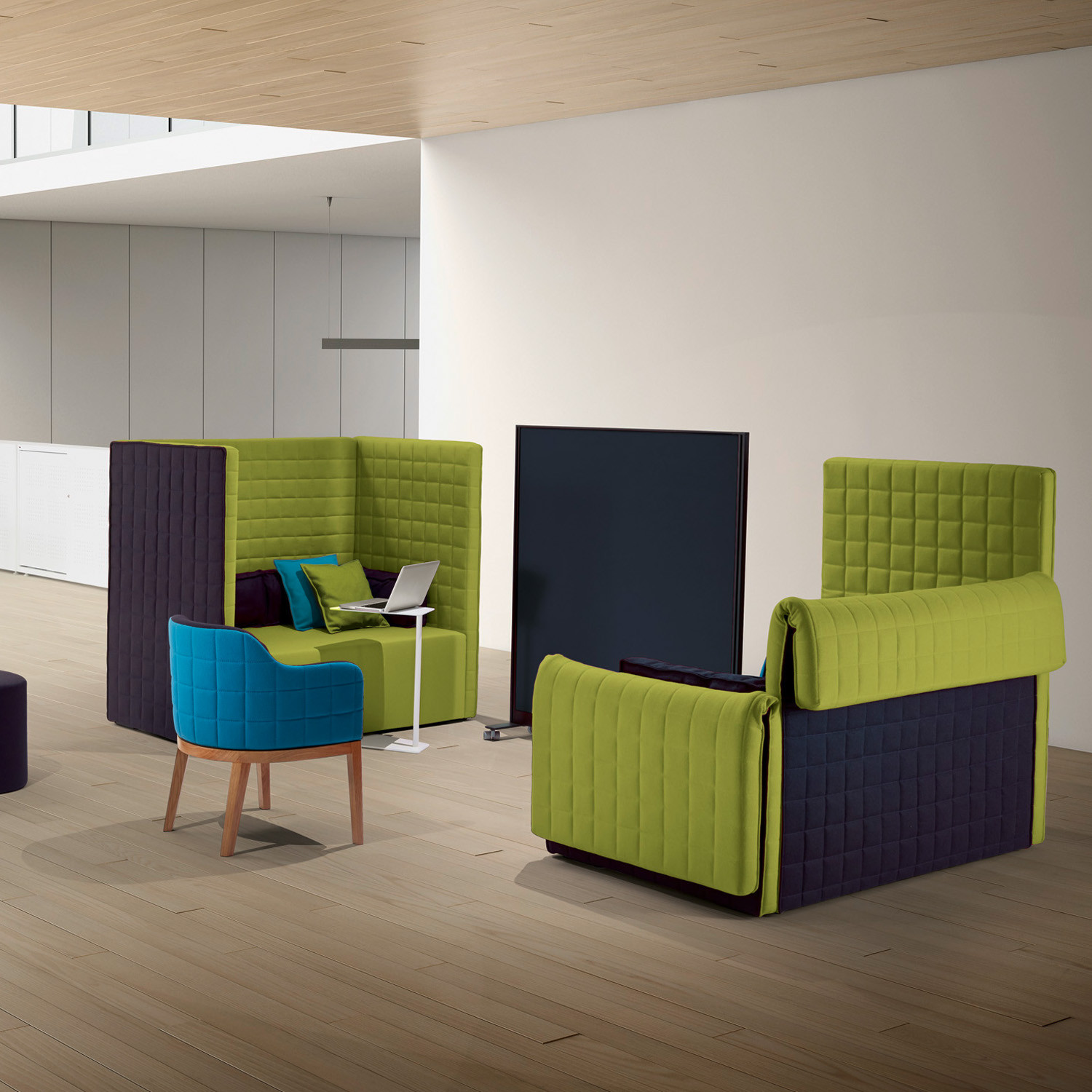 Marea High Back Sofas