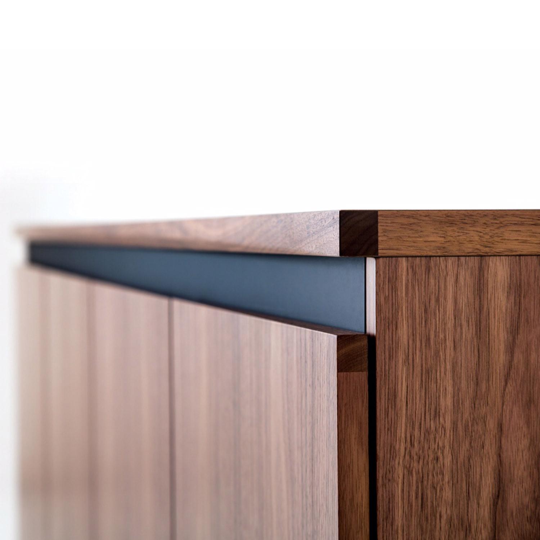 Martin Credenza Shadow Gap Detail
