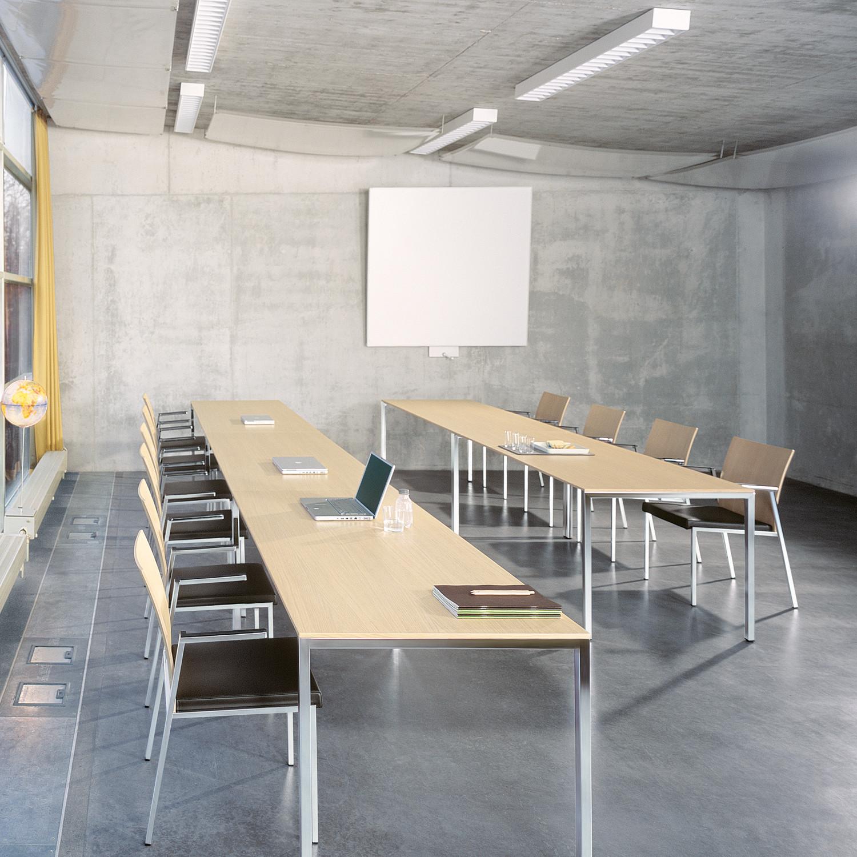 Training Area MilanoClassic Chairs