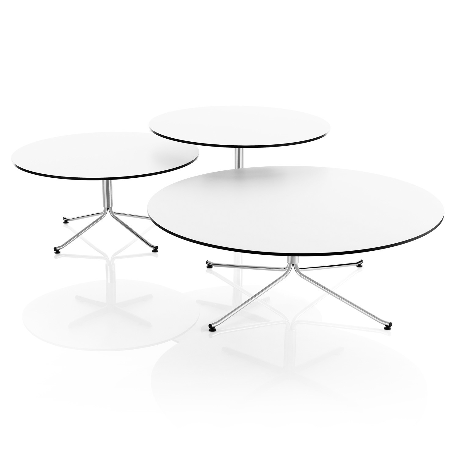 Millibar lounge table series