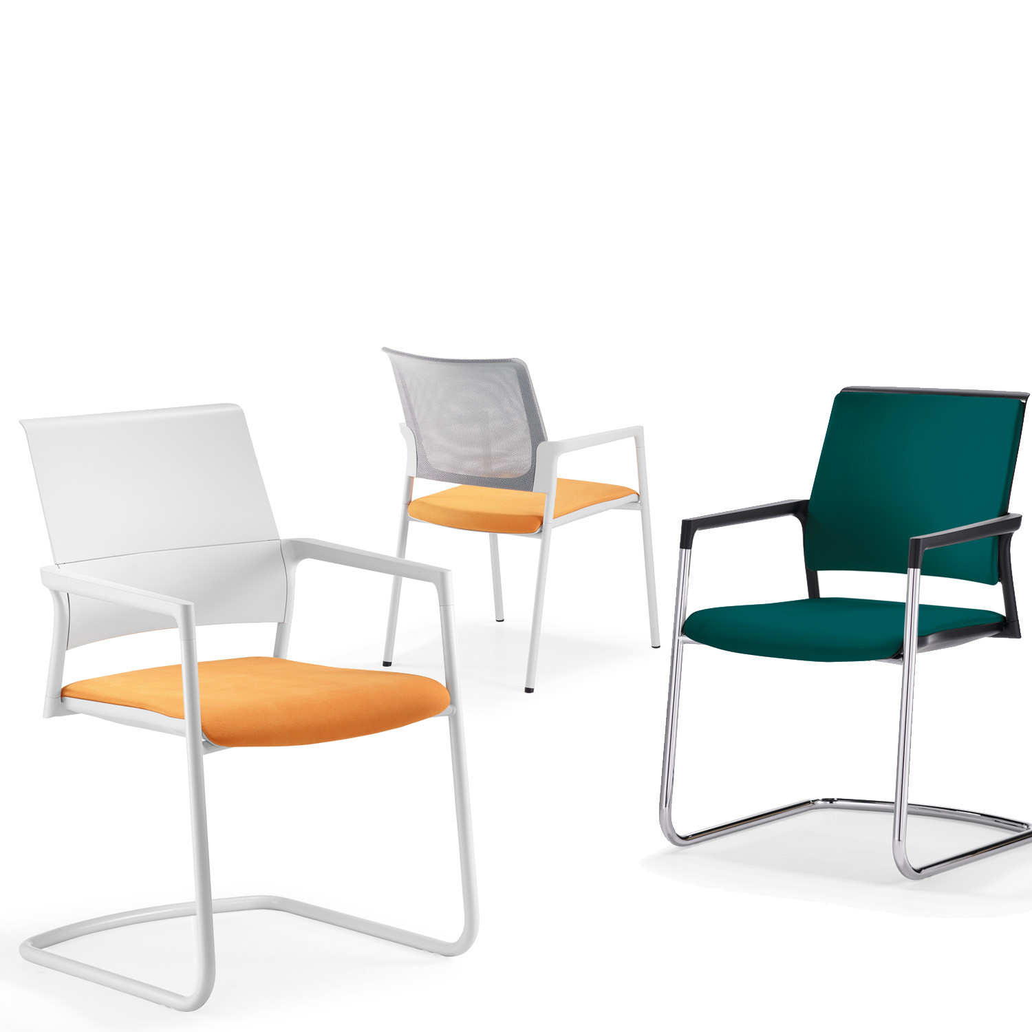 Mera Cantilever Chairs