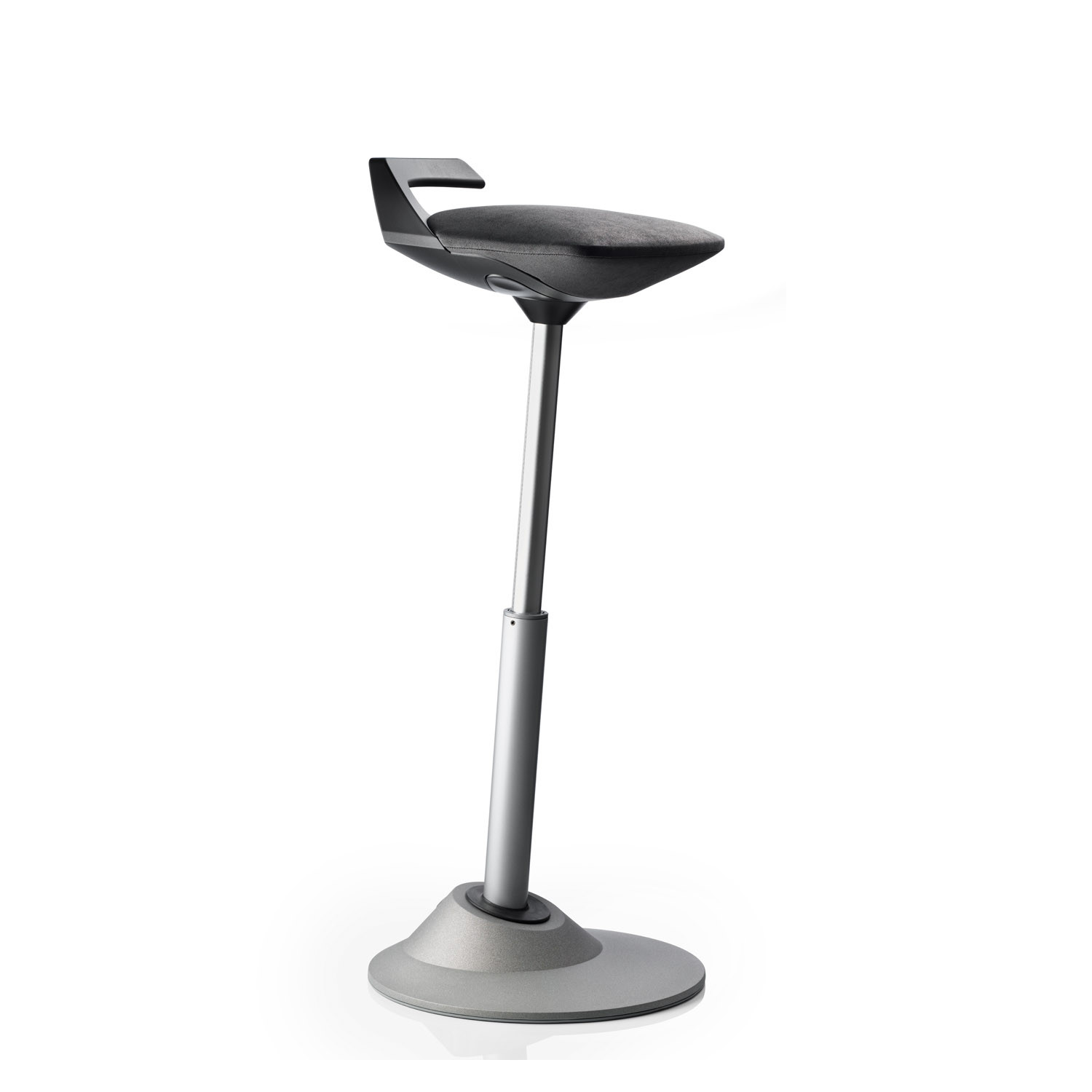 Muvman Factory Sit Stand Stool Active Seating Apres