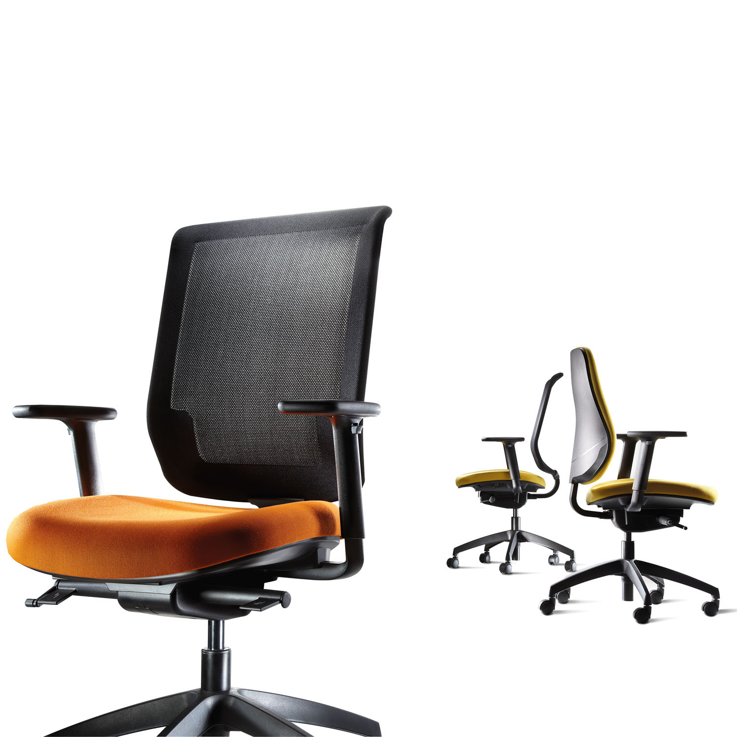 My Mesh Task Chairs
