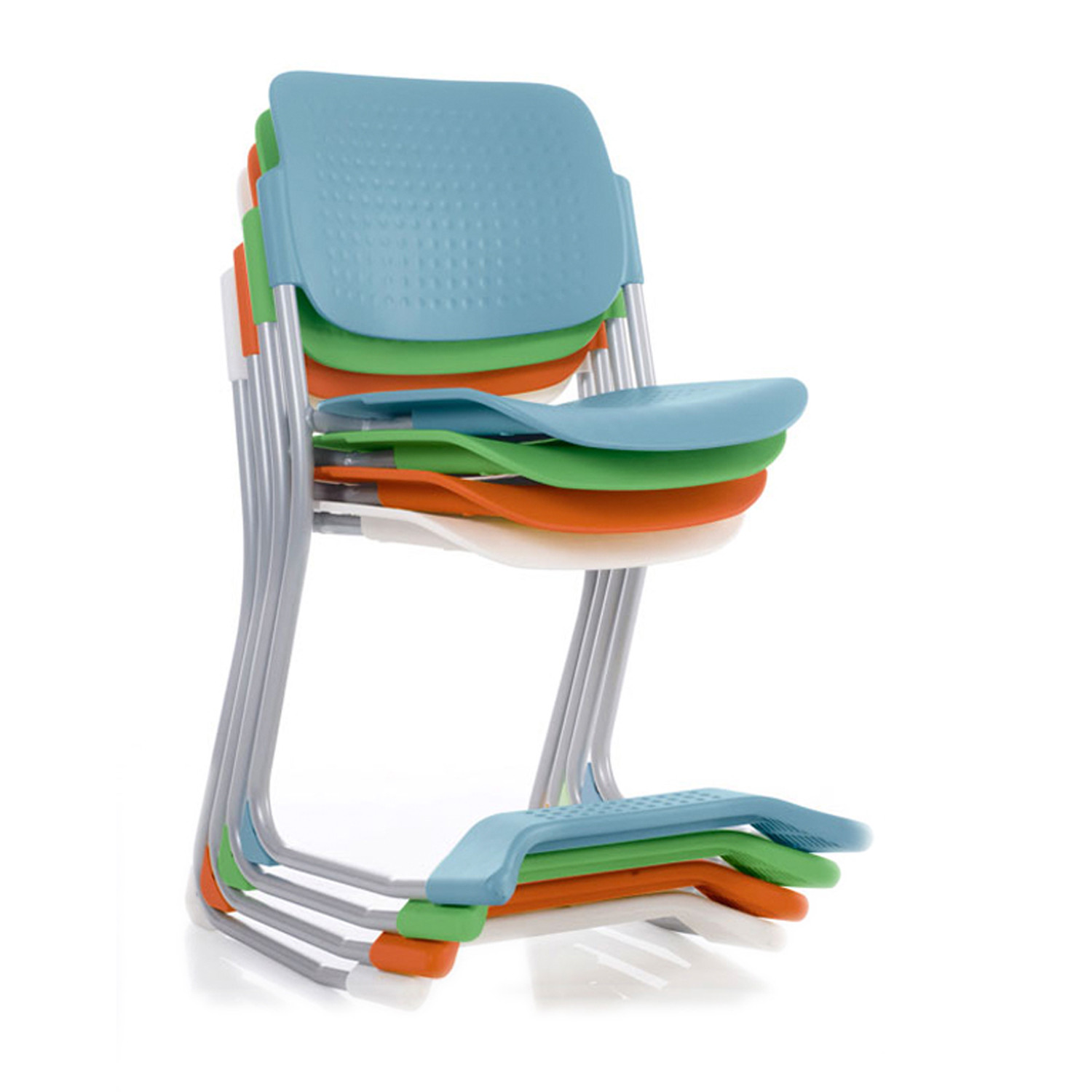 Newton Stacked Educational Chairs