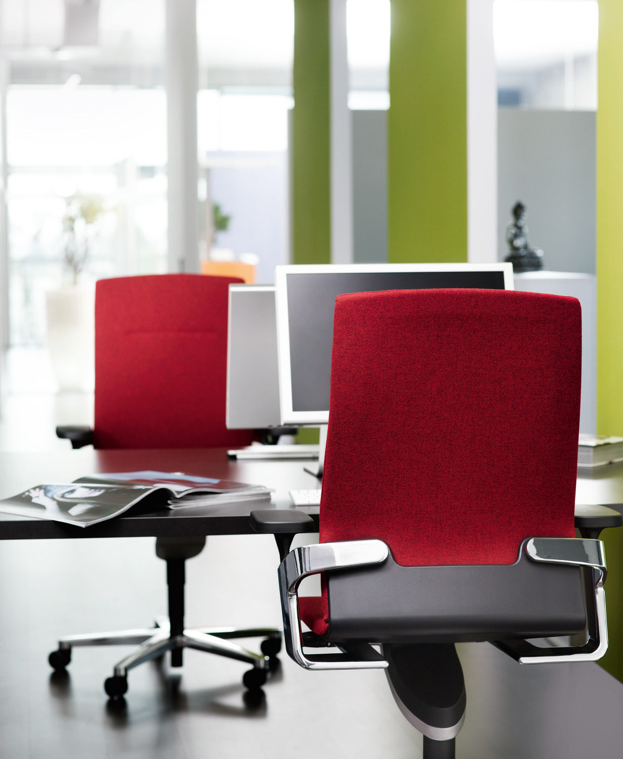 On Task Chairs from Wilkhahn