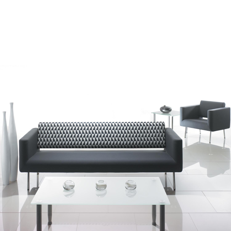 Orbis Sofa and Armchair