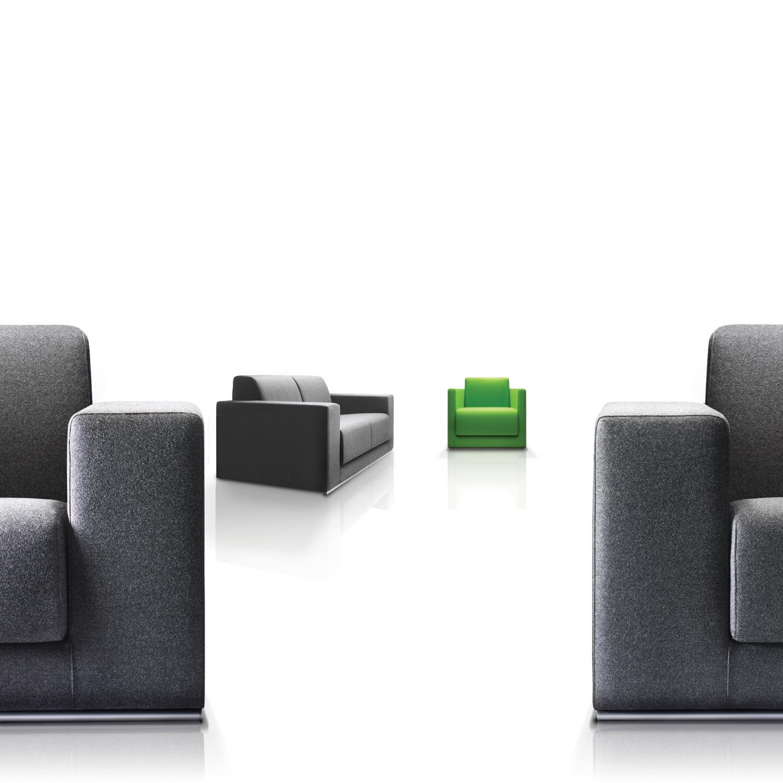 Ortega Sofa and Armchair