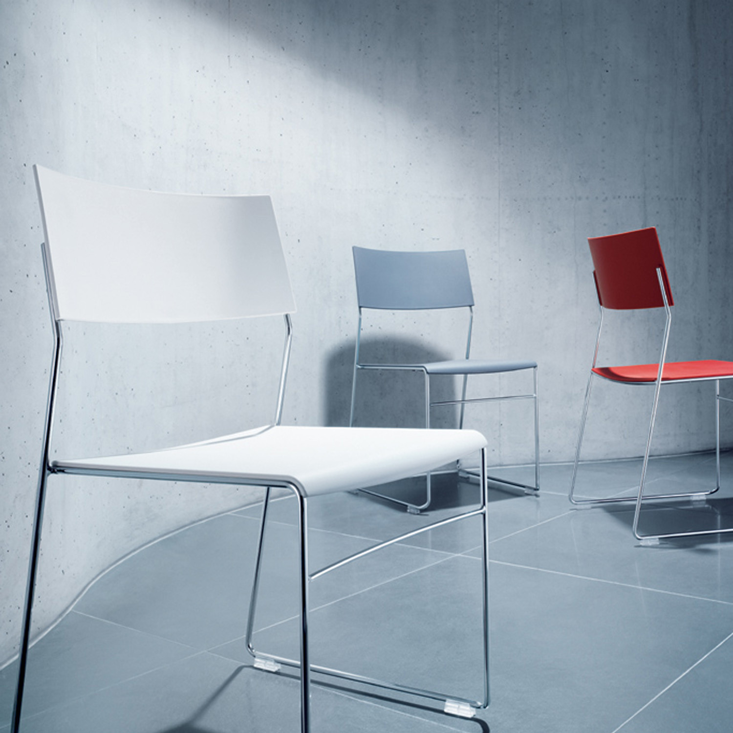 Outline Conference Chairs by Wiesner Hager
