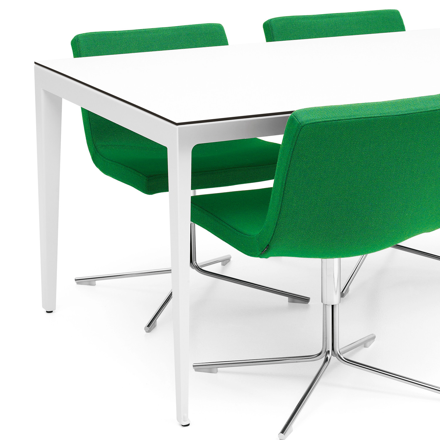Outline Meeting Table by Offecct Furniture