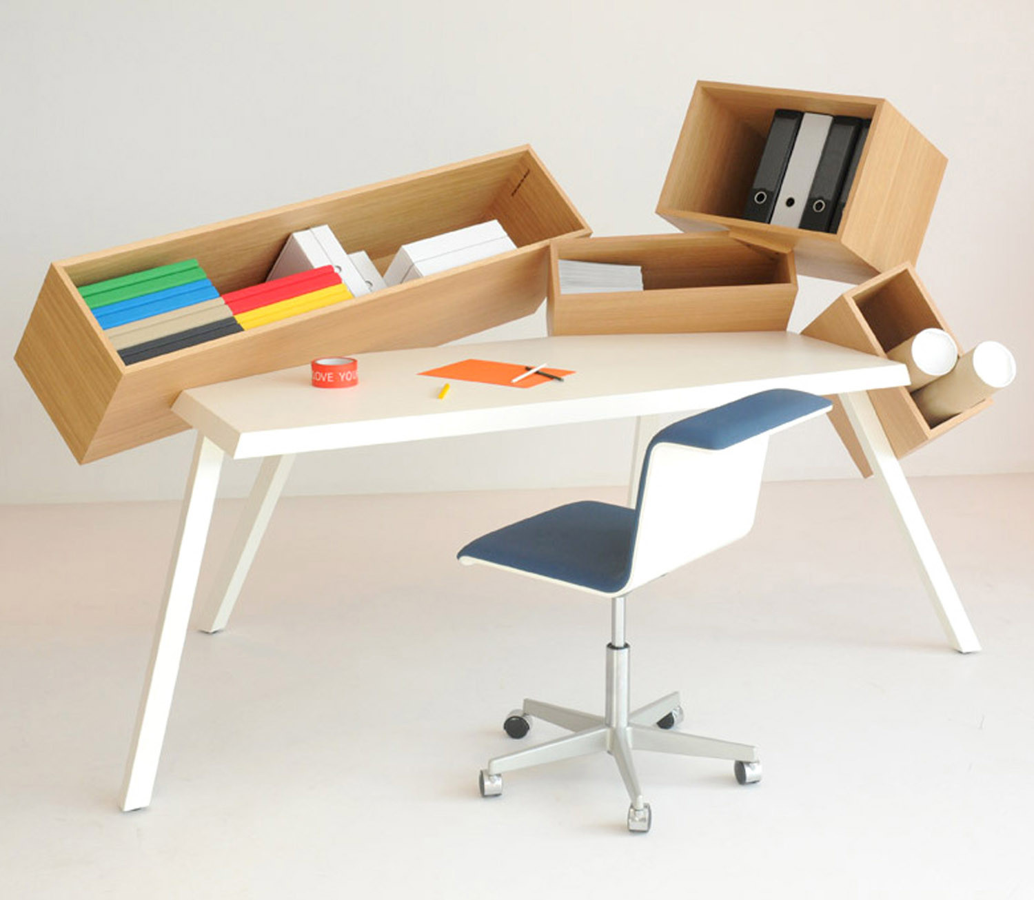 Overdose Desk By Bulo