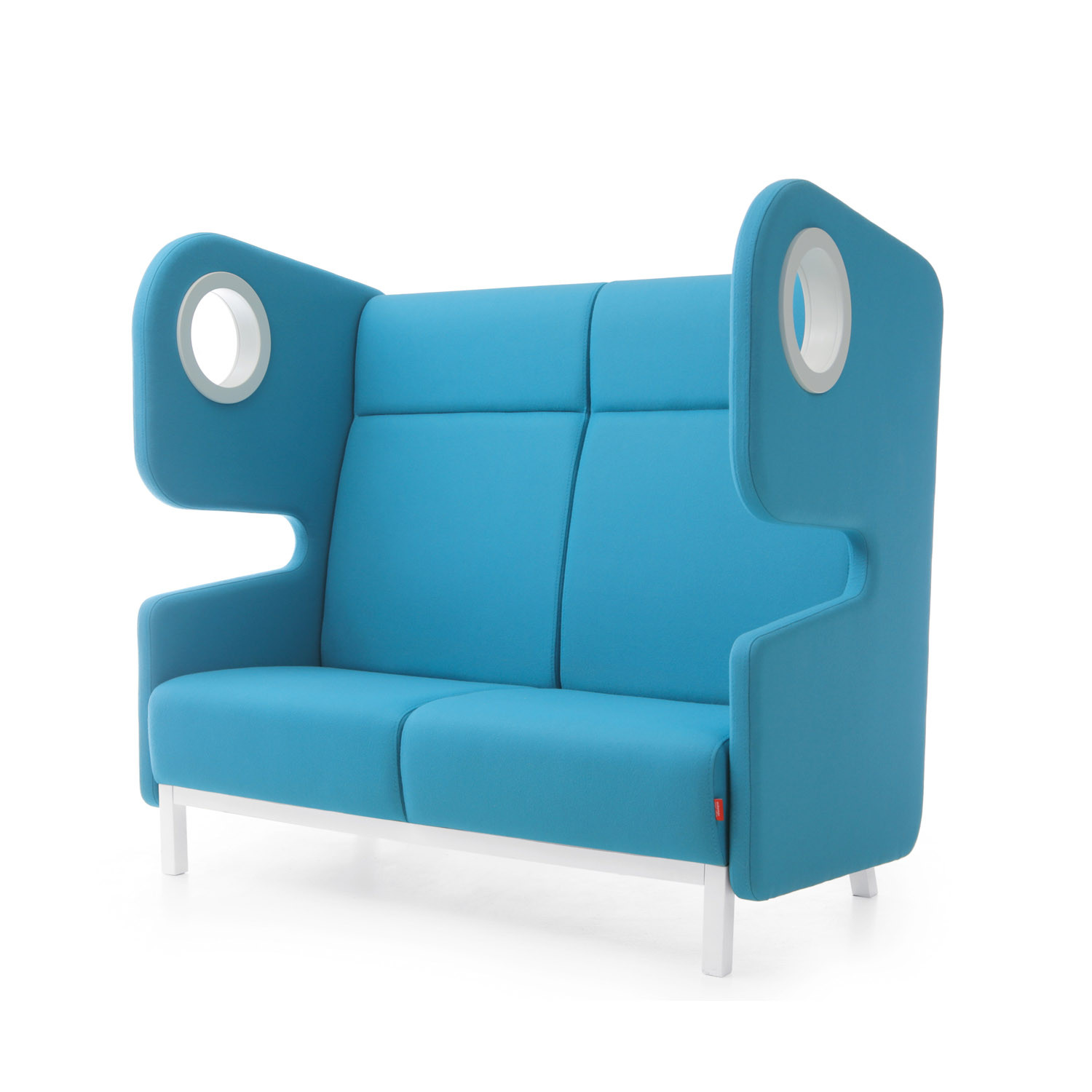 Packman High Back Sofa