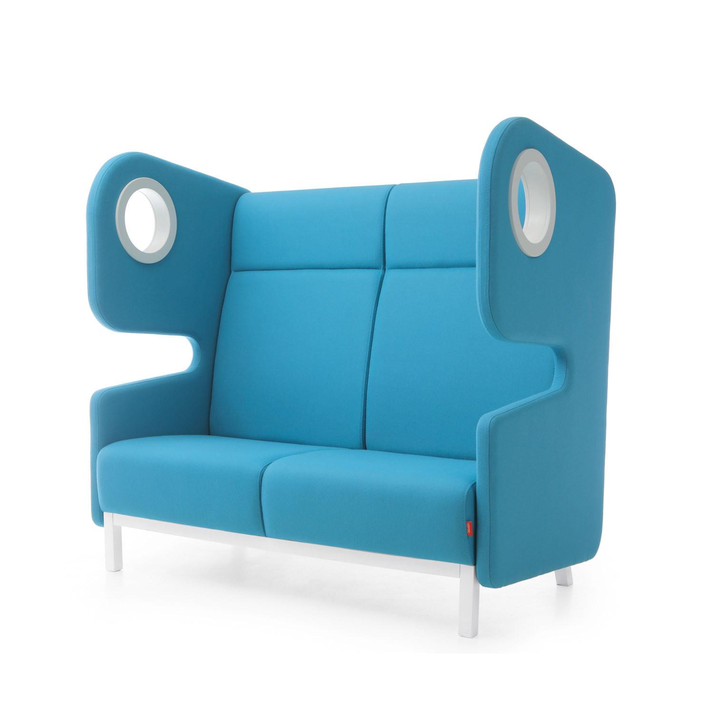 Packman High Back Sofa